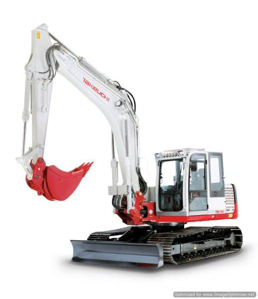 Takeuchi New equipment search